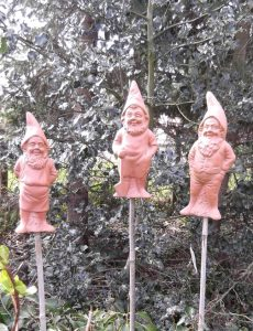 Terracotta tuinkabouters